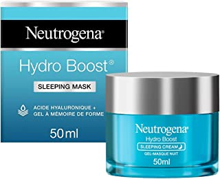 Neutrogena Hydro Boost Hydraterende nacht Pot 50 ml
