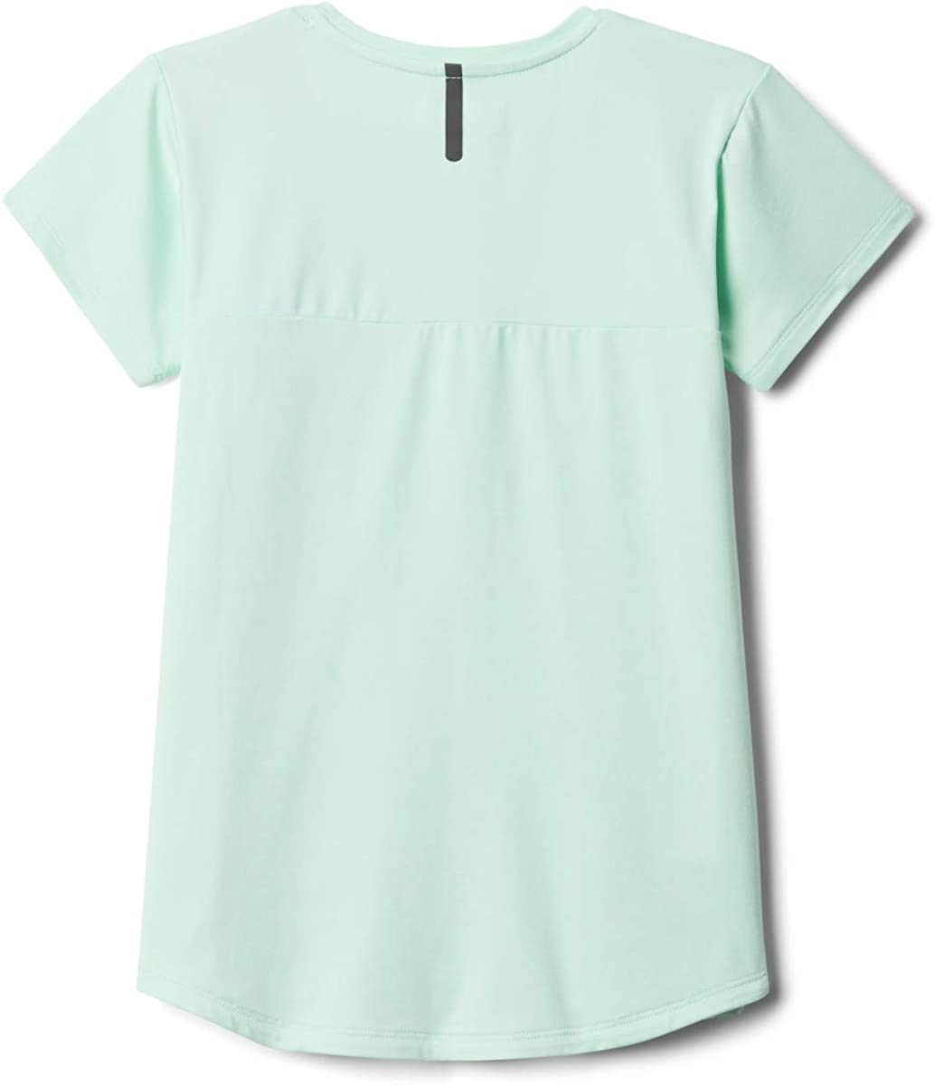 Columbia Girls Tech Trek Short Sleeve Tee
