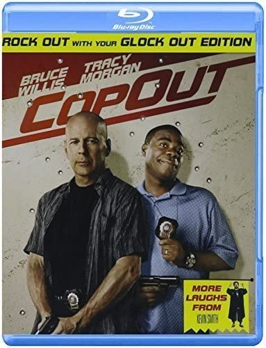 Cop Out Rpkg BD Blu ray product image
