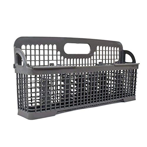 Lifetime Appliance W10190415 Silverware Basket Compatible with Whirlpool, Kenmore Dishwasher - WPW10190415
