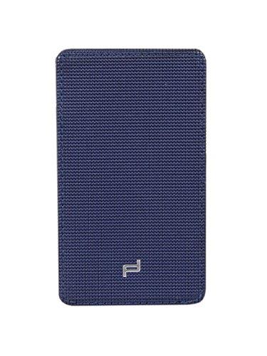Porsche Design Hülle Tasche Hülle für BlackBerry P'9983 Blau Dark Blue