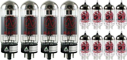 Vacuum Tube Set for Egnater Tourmaster, JJ Brand, Apex Matched