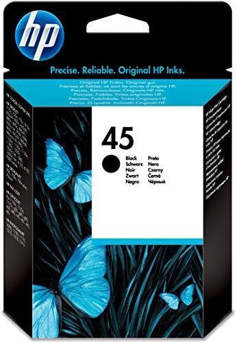 HP 45 Original Druckpatrone schwarz