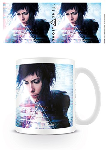 Ghost In The Shell MG24493 (One Sheet) Mug, Céramique, Multicolore, 11oz/315ml