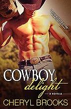 Cowboy Delight: A Novella (Cowboy Heaven Book 0) (English Edition)