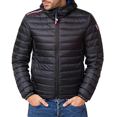 Rossignol Verglas Jacke, Herren, Schwarz, XXXL