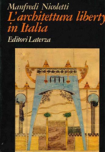 L'architettura liberty in Italia