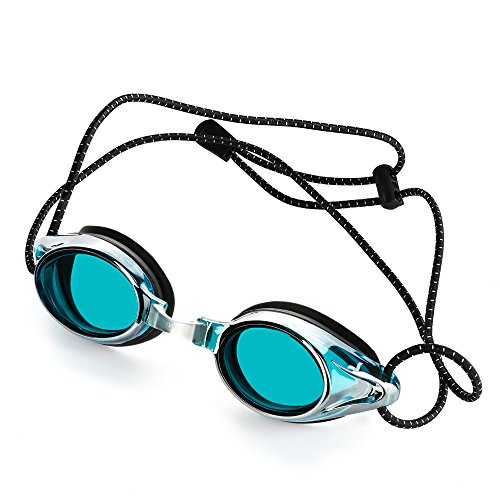 Anti-Fog Racing Swimming Goggles - by Proswims...