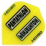 Pentathlon, alette HD150, 5set = 15pezzi, Gelb