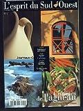 ESPRIT DU SUD OUEST (L') [No 1] du 01/04/1998 - CUISINES DE L 'AGNEAU - AMBIANCES GASCONNES - RUGBY - AU BAR DE LA 3EME MI-TEMPS - MARCHES - GAILLAC BAYONNE - VINS - LE MINERVOIS ROUGE