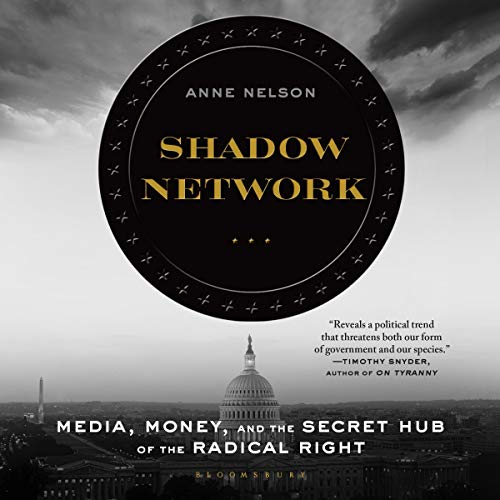 Shadow Network cover art