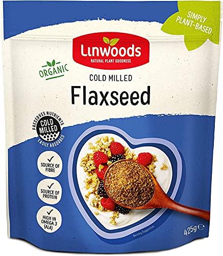 Linwoods Semi di lino macinati biologici (425g,...