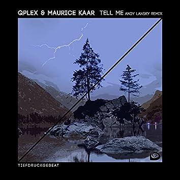 Tell Me (Andy Lansky Remix)