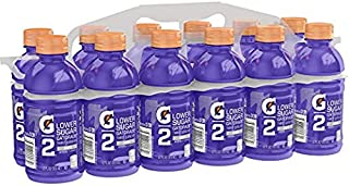 Gatorade G2 Grape 12 Ounce 12 Count