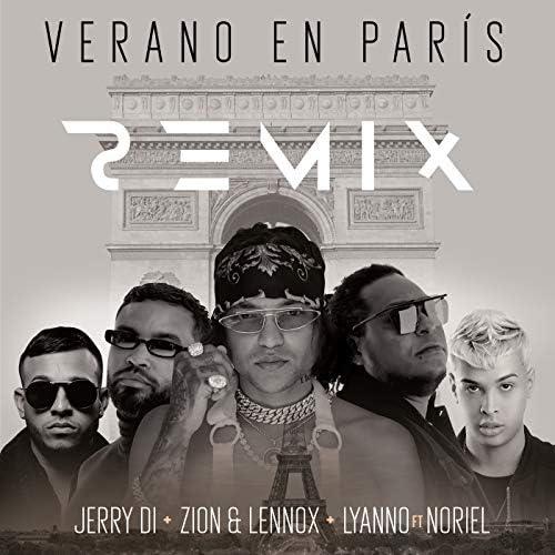 Jerry Di, Zion & Lennox & Lyanno feat. Noriel
