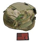 MICH 2000 Ver2/ACH Tactical Multicam Helmet Cover (at-FG)