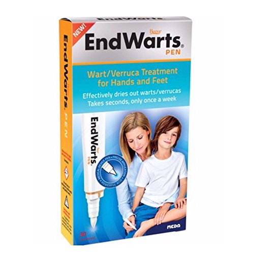 EndWarts pen 30 treatments by Abbex AB Pipers