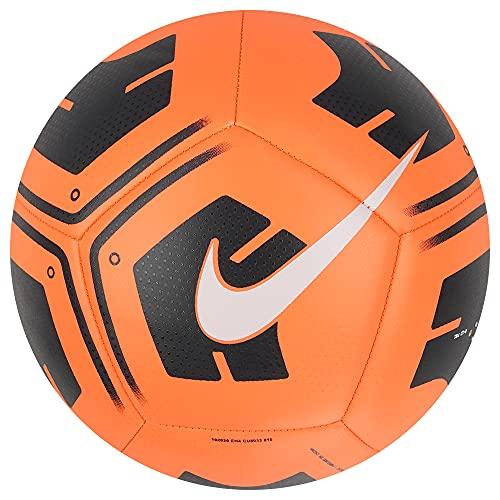 Nike Unisex Park Team Fußball, Orange/Black/White, 5