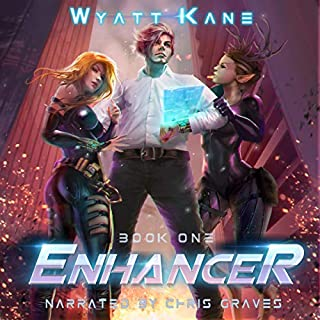 Enhancer     The Enhancer Series, Book 1              By:                                                                                                                                 Wyatt Kane                               Narrated by:                                                                                                                                 Chris Graves                      Length: 7 hrs and 12 mins     658 ratings     Overall 4.1