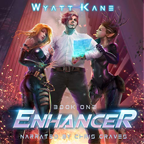 Enhancer cover art