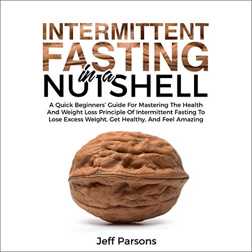 『Intermittent Fasting in a Nutshell』のカバーアート