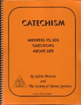 Catechism : Answers to 350 Questions About Life : True First Edition Spiral-Bound by Silvia Browne