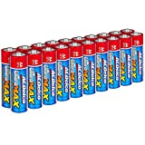 ACDelco UltraMAX 20-Count AA Batteries, Alkaline Battery with Advanced Technology, 10-Year Shelf Life, Recloseable Packaging