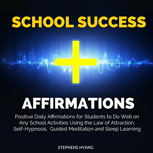 School Success Affirmations cover art