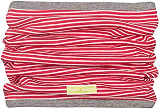 loud + proud Wende-schlauchschal aus Bio Baumwolle, GOTS Zertifiziert Sciarpa Unisex-Bimbi