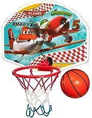 Disney Baloncesto Posterior Ball & Neumáticos Niños Juego chraktere