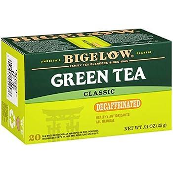 Best green tea bags decaffeinated Reviews