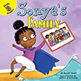 Sonya's Family—Children's Book About Family and Divorce, PreK-Grade 1 (24 pages) (All Kinds of Families) (English Edition)