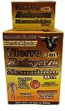 NaturaMex VITAMINAS Hierro 3 en 1 - B Complex, Complejo B, Acido Folico, Folic Acid, Yeast, Calcium, L-Lysine, Neuro Vitamins, 100 Tabs.