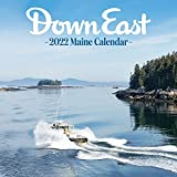 Down East 2022 Maine Wall Calendar
