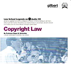 Law School Legends Audio on Copyright Law (Law School Legends Audio Series)