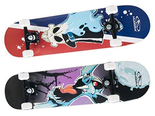 HUDORA Skateboard Skill ABEC 7 - 12751