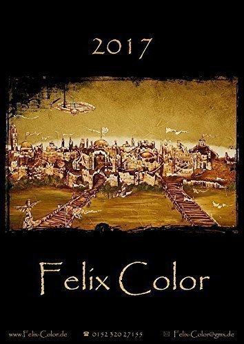 Kunst + Kalender 2017 + Wandkalender A3 hochkant + Kunstkalender