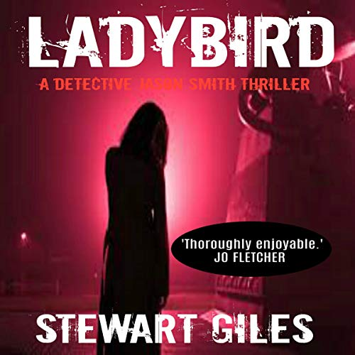 Ladybird audiobook cover art