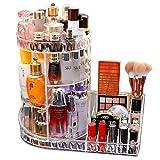 DONGXING Beauty Organizer, Make Up Kosmetik Organizer,360