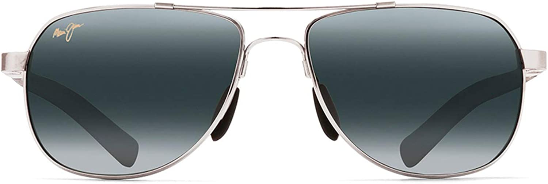 Maui Jim Guardrails Aviator Sunglasses