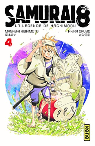 Samurai 8 - la Légende de Hachimaru Edition simple Tome 4