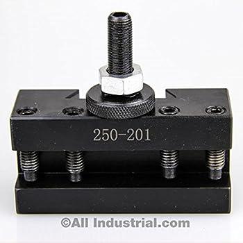 Quick Change Lathe Tool holder Iron+Brass Milling Inserts Set Equipment