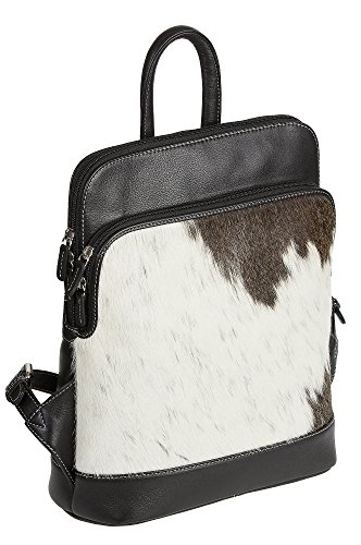 Leather Diaper Backpack