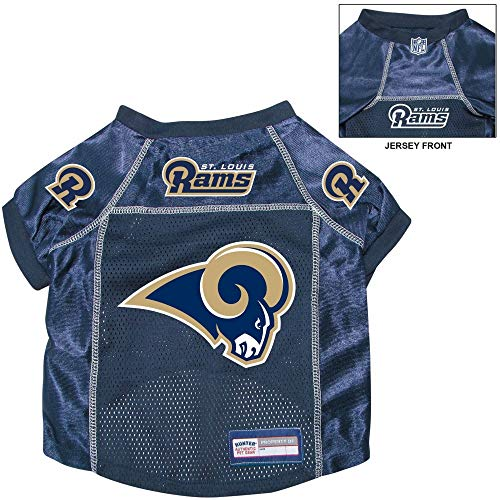 HUNTER St. Louis Rams Dog Jersey