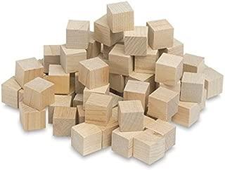 Best 3/4 inch wood cubes Reviews