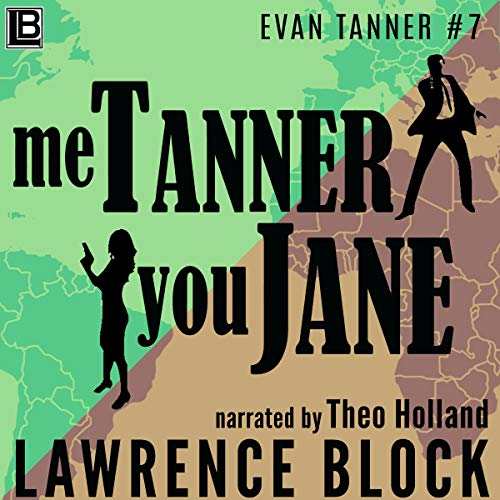 Me Tanner, You Jane audiobook cover art