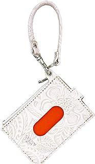 アジリティアッファ(AGILITY affa)『パスウォレット』パスケース 財布 一体 ミニ財布 L字ファスナー 定期入れ 花柄 フラワー