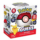 Pokemon Trainer Guess - Kanto Edition Toy, I Will Guess It! Electronic Voice Recognition Guessing Brain Game Pokemon Go Digital Travel Board Games Toys