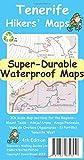 Tenerife Hikers' Super-Durable Maps