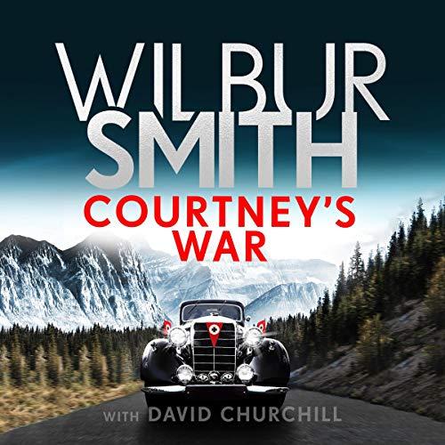Courtney's War cover art